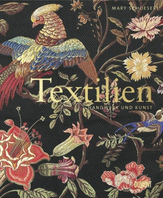 Schoeser, Mary: Textilien