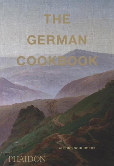 Schuhbeck, Alfons: The German Cookbook