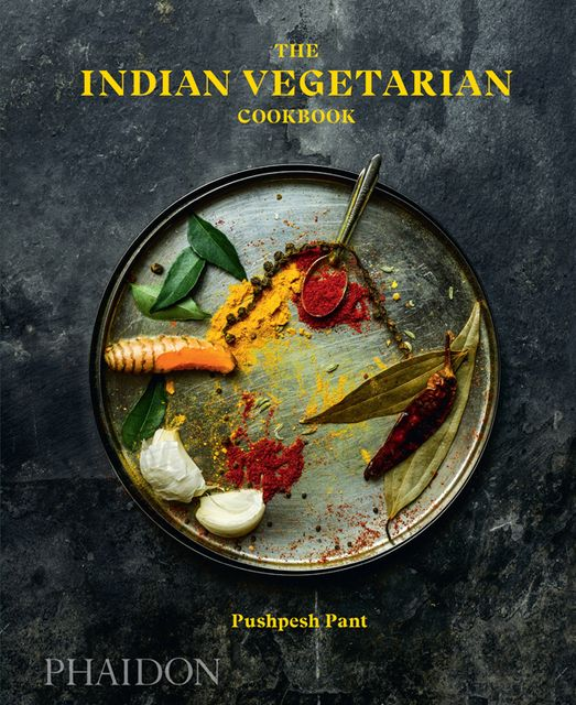 Pant, Pushpesh/Hamilton, Liz/Hamilton, Max Haarala: The Indian Vegetarian Cookbook