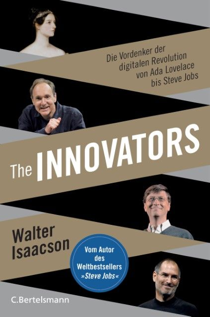 Isaacson, Walter: The Innovators
