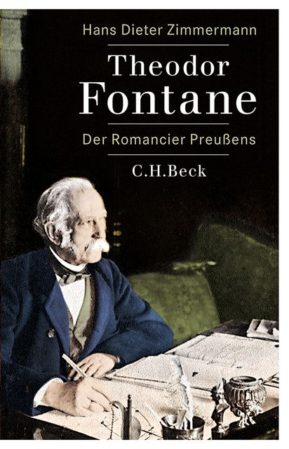 Zimmermann, Hans Dieter: Theodor Fontane