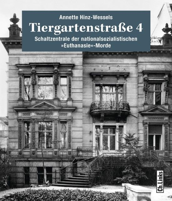 Hinz-Wessels, Annette: Tiergartenstraße 4