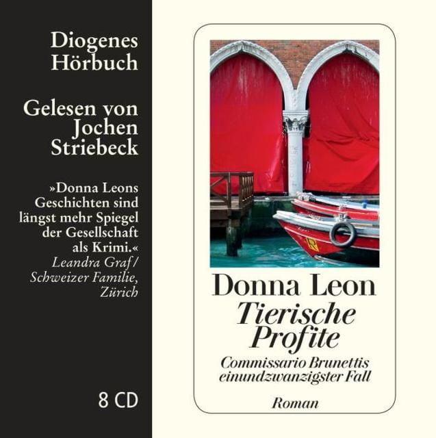 Leon, Donna: Tierische Profite