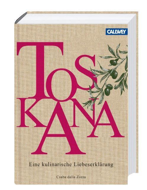 dalla Zorza, Csaba: Toskana