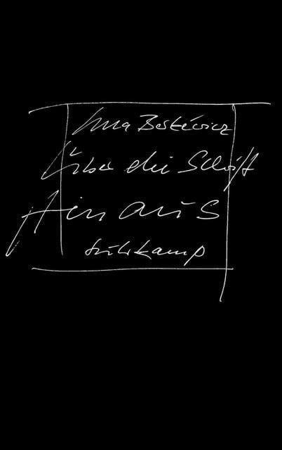 Berkéwicz, Ulla: Über die Schrift hinaus