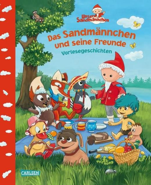 Dreller, Christian: Unser Sandmännchen: Das Sandmännchen und seine Freunde