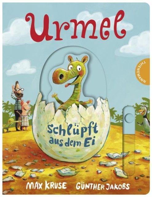 Kruse, Max: Urmel: Urmel schlüpft aus dem Ei