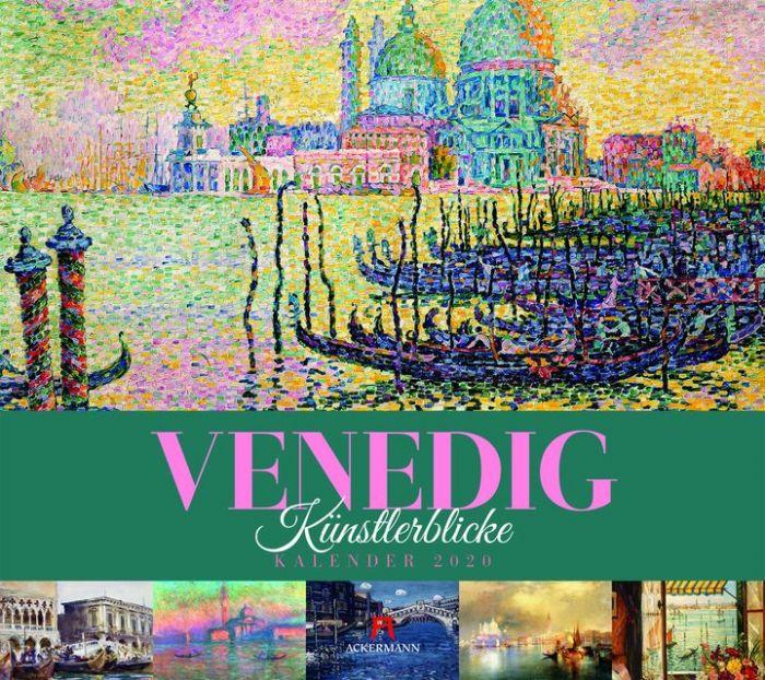 : Venedig - Künstlerblicke 2020