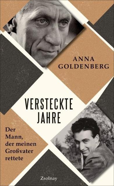 Goldenberg, Anna: Versteckte Jahre