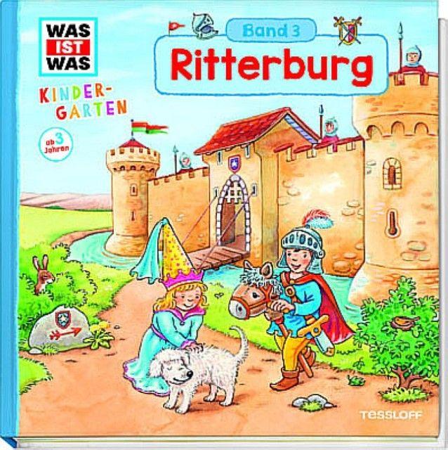 Döring, Hans-Günther: WAS IST WAS Kindergarten - Ritterburg