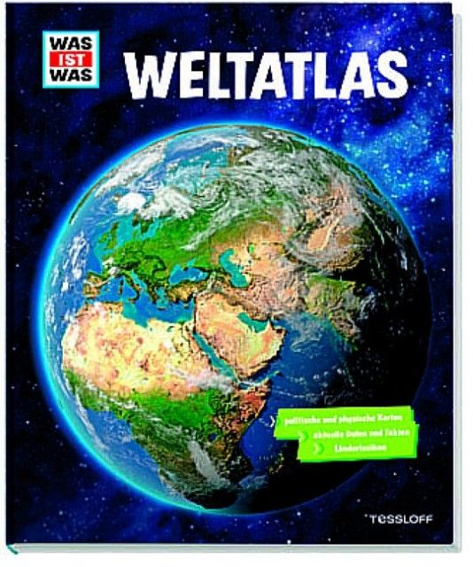 Baur, Manfred: WAS IST WAS Weltatlas