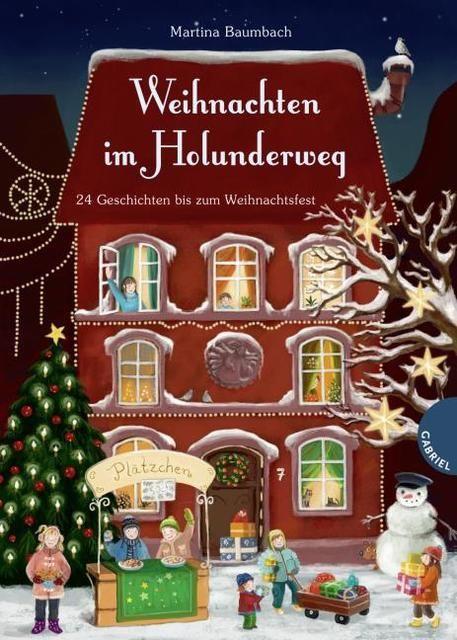 Baumbach, Martina: Weihnachten im Holunderweg