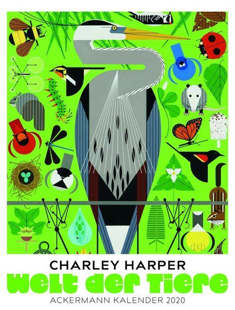Harper, Charley: Welt der Tiere - Charley Harper 2020