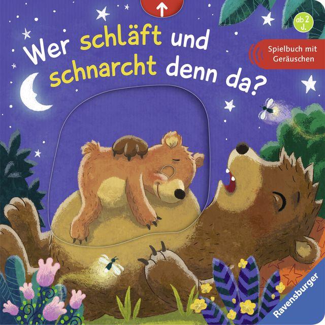 Grimm, Sandra: Wer schläft und schnarcht denn da?