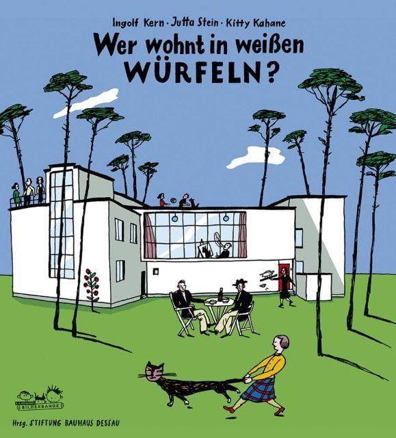 Kern, Ingolf: Wer wohnt in weißen Würfeln?