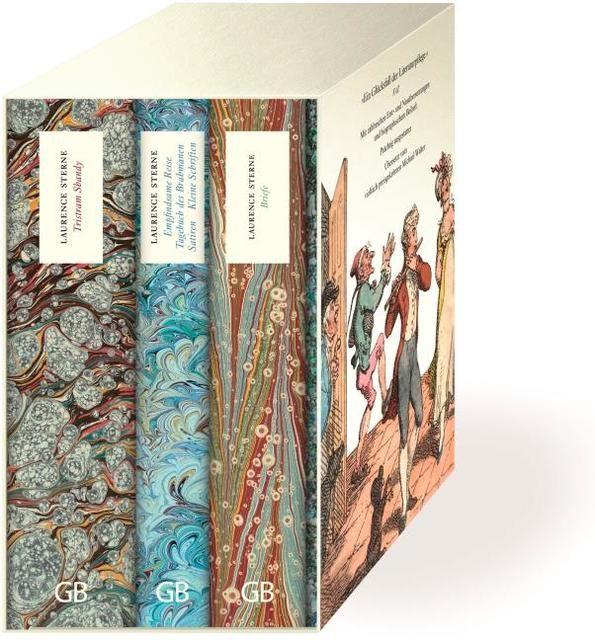 Sterne, Laurence: Werkausgabe