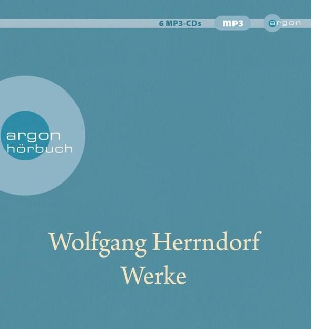 Herrndorf, Wolfgang: Werke