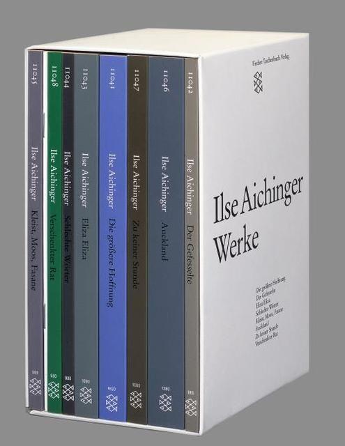 Aichinger, Ilse: Werke in acht Bänden