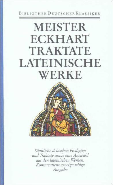 Eckhart, Meister: Werke in zwei Bänden - Band 2