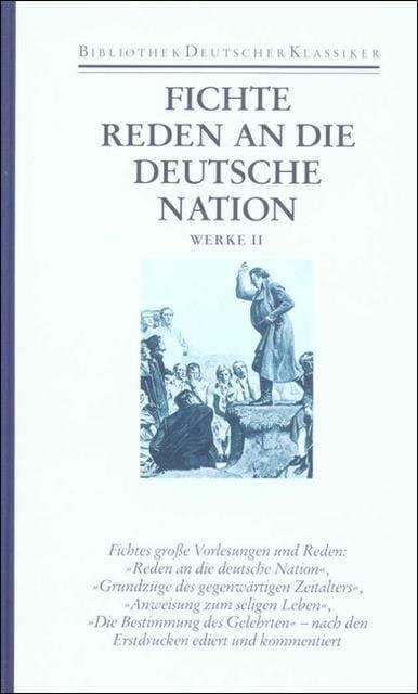 Fichte, Johann Gottlieb: Werke in zwei Bänden