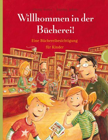 Holtei, Christa: Willkommen in der Bücherei