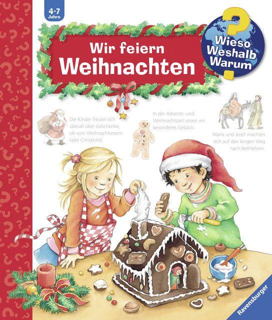 Erne, Andrea: Wir feiern Weihnachten