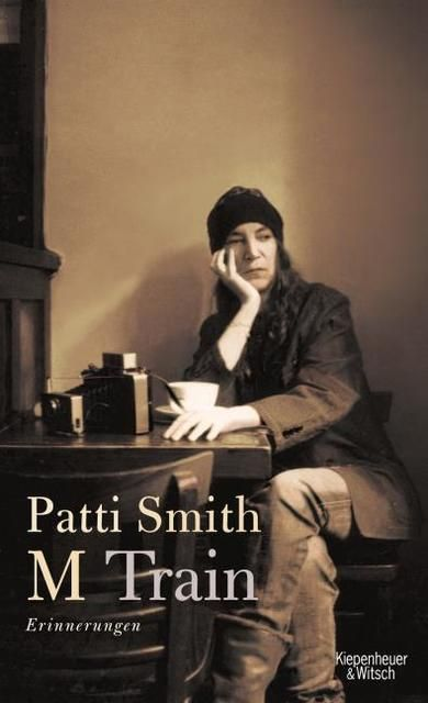 Smith, Patti: M Train