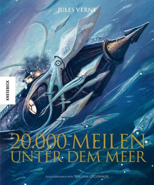 Verne, Jules: 20.000 Meilen unter dem Meer
