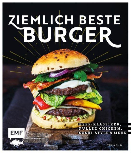 Dusy, Tanja: Ziemlich beste Burger