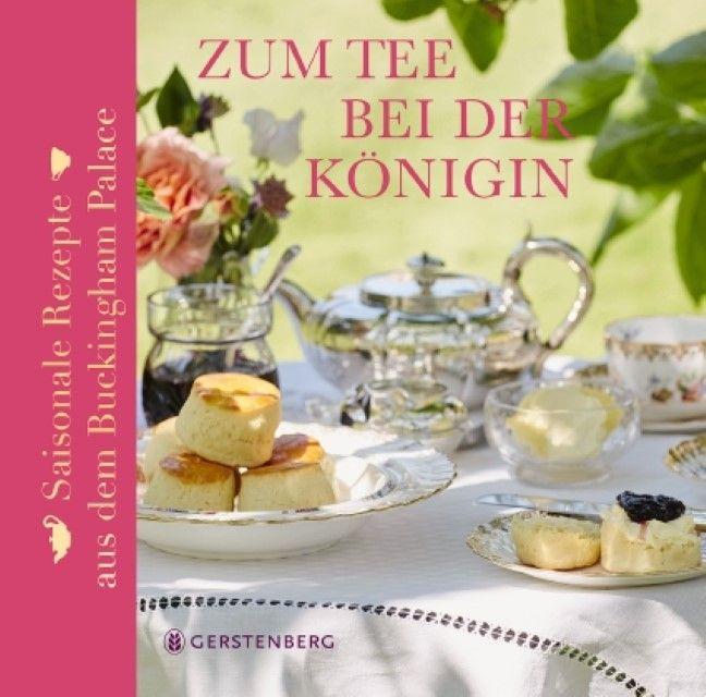 Flanagan, Mark/Cuthbertson, Kathryn: Zum Tee bei der Königin