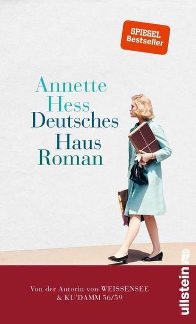 Deutsches Haus, Hess, Annette, Ullstein Buchverlage GmbH, EAN/ISBN-13: 9783550050244