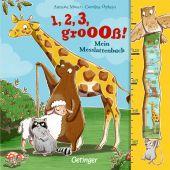1,2,3 groooß!, Moser, Annette, Verlag Friedrich Oetinger GmbH, EAN/ISBN-13: 9783789114830