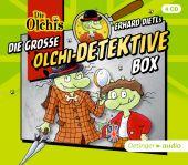 Die große Olchi-Detektive-Box, Dietl, Erhard/Iland-Olschewski, Barbara, Oetinger audio, EAN/ISBN-13: 9783837310382