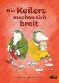 Die Keilers machen sich breit, Keller, Alice/Truttero, Veronica, Beltz, Julius Verlag, EAN/ISBN-13: 9783407758194