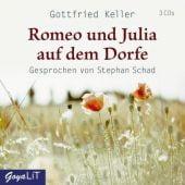 Romeo und Juliaauf dem Dorfe, Gottfried, Keller, Jumbo Neue Medien & Verlag GmbH, EAN/ISBN-13: 9783833740855