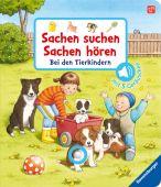 Sachen suchen, Sachen hören: Bei den Tierkindern, Nahrgang, Frauke, Ravensburger Verlag GmbH, EAN/ISBN-13: 9783473438440