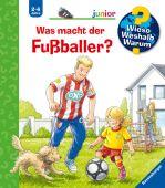 Was macht der Fußballer?, Nieländer, Peter, Ravensburger Verlag GmbH, EAN/ISBN-13: 9783473329670