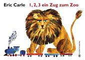 1,2,3 ein Zug zum Zoo, Carle, Eric, Gerstenberg Verlag GmbH & Co.KG, EAN/ISBN-13: 9783836957984