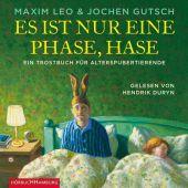 Es ist nur eine Phase, Hase, Leo, Maxim/Gutsch, Jochen, Hörbuch Hamburg, EAN/ISBN-13: 9783957131287