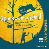 Kannawoniwasein - Manchmal muss man einfach verduften - Das Hörspiel, Muser, Martin, Silberfisch, EAN/ISBN-13: 9783745601077