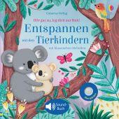 Hör gut zu, leg dich zur Ruh! Entspannen mit den Tierkindern, Taplin, Sam, Usborne Verlag, EAN/ISBN-13: 9781789413335