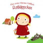 Mein erstes Märchen-Fühlbuch - Rotkäppchen, Yoyo Books Verlag, EAN/ISBN-13: 9789463343435