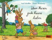 Wenn Hasen gute Laune haben, Scheffler, Axel/Wittkamp, Frantz, Beltz, Julius Verlag, EAN/ISBN-13: 9783407754745