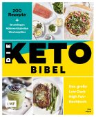 Die Keto-Bibel - Das große Low Carb High Fat-Kochbuch, Fisch, Jen, Edition Michael Fischer GmbH, EAN/ISBN-13: 9783745901771