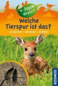 Welche Tierspur ist das?, Saan, Anita van, Franckh-Kosmos Verlags GmbH & Co. KG, EAN/ISBN-13: 9783440143377