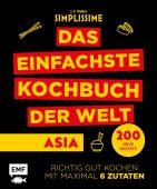 Simplissime - Das einfachste Kochbuch der Welt: Asiatische Küche, Mallet, Jean-Francois, EAN/ISBN-13: 9783960938651