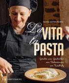 La Vita. La Pasta, Partenzi, Daniela und Felix, Gerstenberg Verlag GmbH & Co.KG, EAN/ISBN-13: 9783836921664