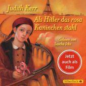 Als Hitler das rosa Kaninchen stahl - Filmausgabe, Kerr, Judith, Silberfisch, EAN/ISBN-13: 9783745601350