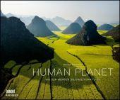 Human Planet 2021 - Luftaufnahmen von George Steinmetz - Texte von Andrew Revkin - Querformat 58,4 x 48,5 cm - Spiralbindung, EAN/ISBN-13: 4250809646978