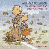 Rico, Oskar und das Mistverständnis, Steinhöfel, Andreas, Silberfisch, EAN/ISBN-13: 9783745602173